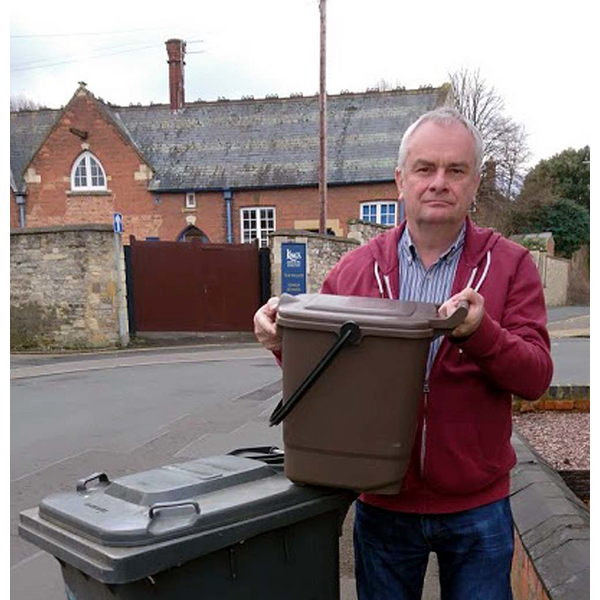 Jeremy Hilton - recycling boxes