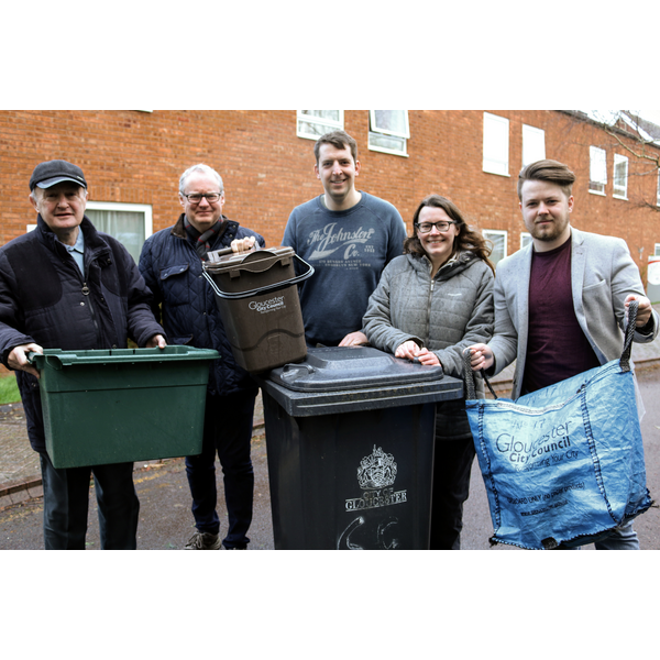 Lib Dems and the Amey household recycling mess