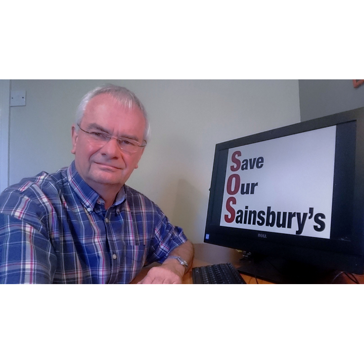 Jeremy Hilton and Sainsbury's campaign